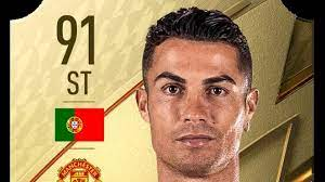 EA downgrades Cristiano Ronaldo to joint third-best player in the world for  FIFA 22 • Eurogamer.net
