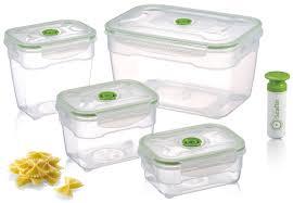 Vacuum Food Storage Boxes