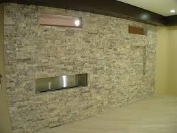 hidden wall door. hidden door in stone wall contemporary-basement