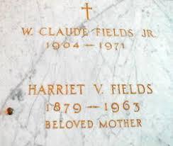 W. Claude Fields Jr. (1904-1971) - Find A Grave Memorial