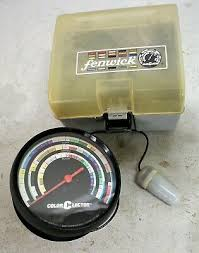 Color C Lector Chart Fenwick Lake Systems Color C Lector Fishing Lure Selector