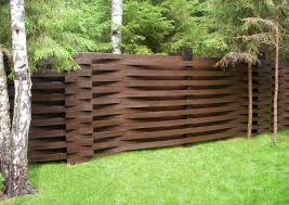 40 Beautiful Fence Designs To Improve And Accentuate Yard Extraordinary Backyard Fence Designs