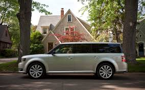 2013 Ford Flex SEL - Editors' Notebook - Automobile Magazine