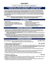 Project coordinator resume sample and get ideas to create your resume with  the best way 7