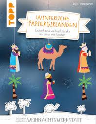 Winterliche Papiergirlanden Kinderbücher Von Anja