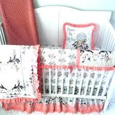 Baby Girl Bumper Sets Bedding Set For Cribs Crib