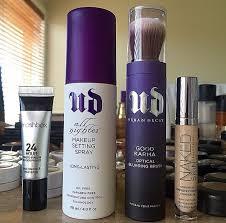 amazon urban decay all nighter long lasting makeup setting spray 0 51 oz 15ml foundation makeup beauty