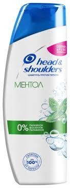 <b>Head &</b> Shoulders <b>шампунь</b> против перхоти Ментол — купить по ...