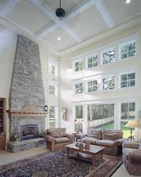 pictures on two story great room house plans free home designs