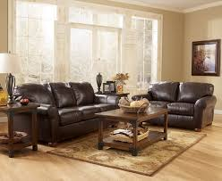 living room ideas with brown furniture leather dark brown leather sofa in rustic home interior wooden