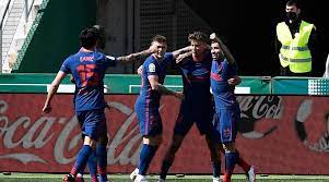 Atletico Madrid journey luck to win after late Elche penalty miss -  DailyNews24Hour.com