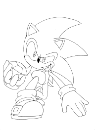 Small Picture Sonic X Coloring Pages Coloring Home