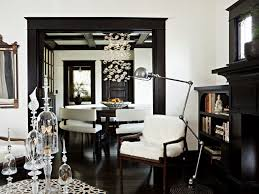 Dark Trim Light Walls Gorgeous Dark Trim And Light Walls Alexis Nielsen Interiors