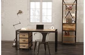 industrial style office desk. 16 Classy Office Desk Designs In Industrial Style S
