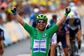 Mark Cavendish bei der Tour de France: Dino-Aufstand