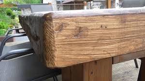 Tisch Selber Bauen Aus Resten Von Baustellen Und Co Tisch Selber