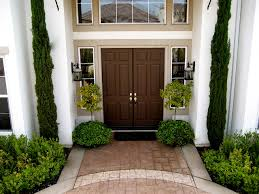 FRONT ENTRY contemporary-landscape