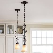 Shop Allen + Roth 7 W Bronze Mini Pendant Light With Amber Shade At Loweu0027s  Canada. Find Our Selection Of Mini Pendant Lights At The Lowest Price  Guaranteed ...