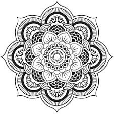 Free Printable Mandala Coloring Pages Dropnewsme