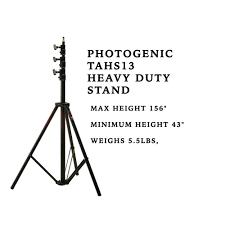 Photogenic Light Stands Denver Pro Photostands