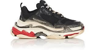 Sneakers Mount Mercy University S Triple Balenciaga