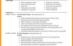 Janitorial Resume Network Administrator Resume Sample Functional