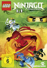 Lego Ninjago - Staffel 1.1 [2 DVDs]: Amazon.de: Michael Hegner, Justin  Murphy, Erik Wilstrup, Vincent Tong, Dan Hageman, Michael Adamthwaite,  Kevin Hageman, Brent Miller, Kirby Morrow, Jillian Michaels, Paul Dobson,  Kelly Metzger: