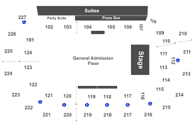 Amsoil Arena Concert Seating Chart Five Finger Death Punch Three Days Grace Bad Wolves Tickets