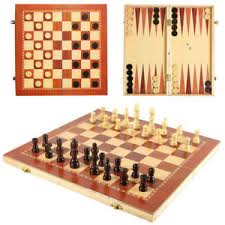 Wooden Board Games Uk 10000 IN 100 FOLDEN WOODEN CHESS SET BOARD GAME CHESSCHECKERS 36
