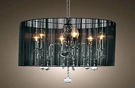 exotic black chandelier shades black chandelier shades full image for black lamp shade modern crystal chandeliers