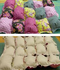 36 best Bubble quilt images on Pinterest | Bubble quilt, Biscuit ... & Step-by-Step Guide to Creating a Lush Puff Quilt or Biscuit Quilt Adamdwight.com