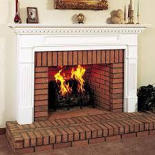 monticello 58 in x 42 in wood fireplace mantel surround