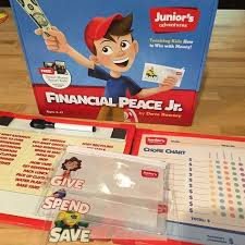 Financial Peace Junior Chore Chart How To Study Your Bible Studying Bible Study For Kids