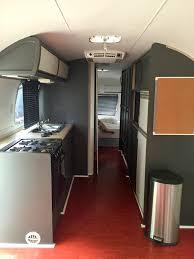 Airstream Interior Design Painting Unique Design