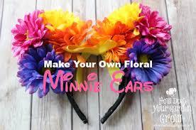make your own fl minnie ears