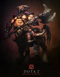 dota 2 centaur warchief by d k0d3 on deviantart
