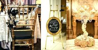 great gatsby wedding decor decoration ideas excellent inspired wedding decor reception diy great gatsby wedding centerpieces