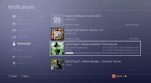 cod infinite warfare install size mw remastered campaign appears to be a 39gb download infinitewarfare