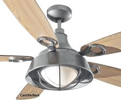 rustic ceiling fans. Large Rustic Ceiling Fans Outdoor Lighting Cage Fan Throughout Plans 7 With  Lights