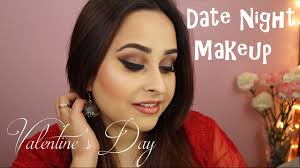 indian date night makeup for valentine s day