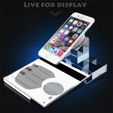 Acrylic Cell Phone Display Stands Delectable Clear Cell Phone Display Security Holder Acrylic Mobile Phone