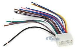 metra 71 8113 (met 718113) reverse wiring harness for select 2000  at Metra 71 035lc Speaker Wiring Harnesses