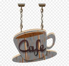 This cover has been designed using resources from flaticon.com. Cafe Shop Transparent Image Transparent Background Coffee Shop Sign Png Png Download 546x720 1378990 Pngfind