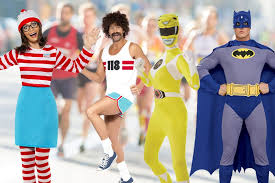 10 Funny Running Costumes That Wonu0027t Slow You Down!