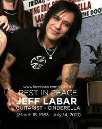 Jeff Labar Death – American Guitarist ...