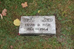 """Elizabeth Madge """"Lizzie"""" Drisko Fish (1866-1964) - Find A Grave ..."""