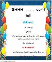 Free Templates For Invitations Birthday Birthday Invitation Template Printable Free orderecigsjuice 75
