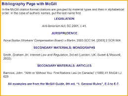Mcgill 8th Edition Citation Style Guide Libguides At Dalhousie