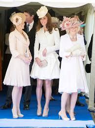 We Tried Wearing Nude Tights like Princess Kate