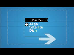 Shaw Direct Satellite Locator Chart Dish Alignment Shaw Direct Support How To Shaw Direct